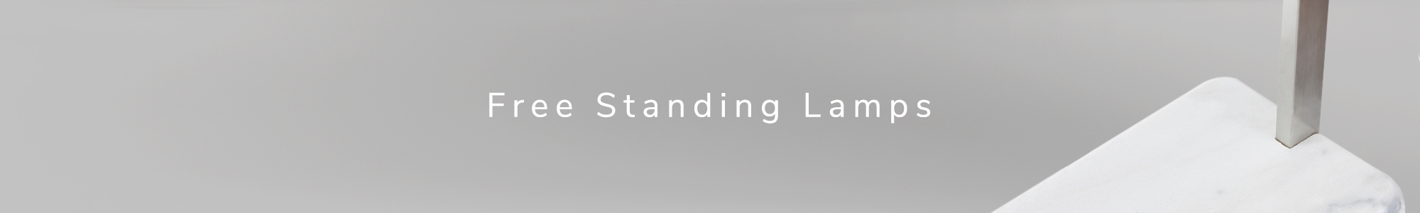 Free Standing Lamps