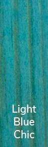 Light Blue Chic Veneer