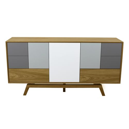 Butterfly Oak Sideboard