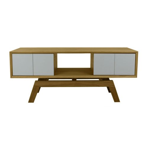 Butterfly Oak Small Tv Unit / Coffee Table