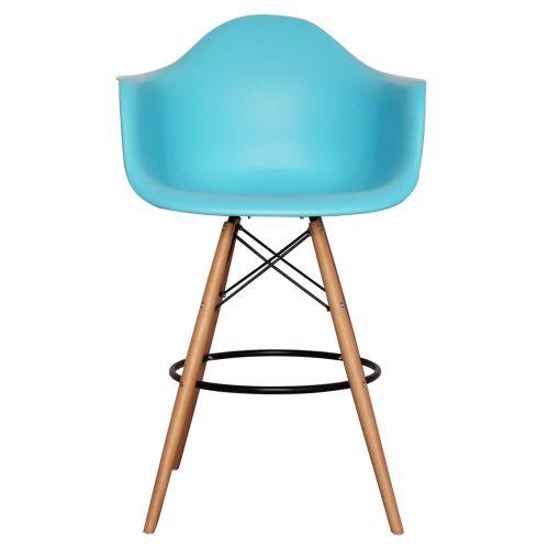 Charles Ray Eames Style DAB Bar Stool