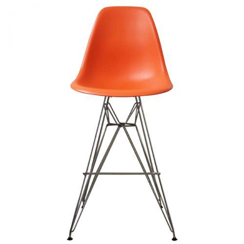 Charles Ray Eames Style DSBR Bar Stool