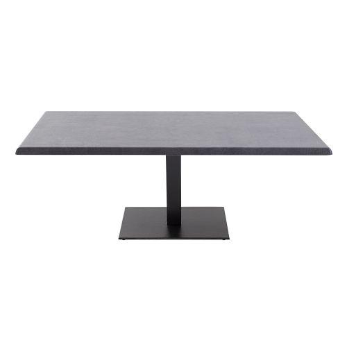 Ferrara Single Pedestal Coffee Table (Outdoor Use)