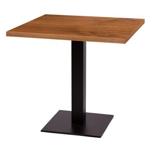 Ferrara Coffee Table (Veneer Top, Square Base)