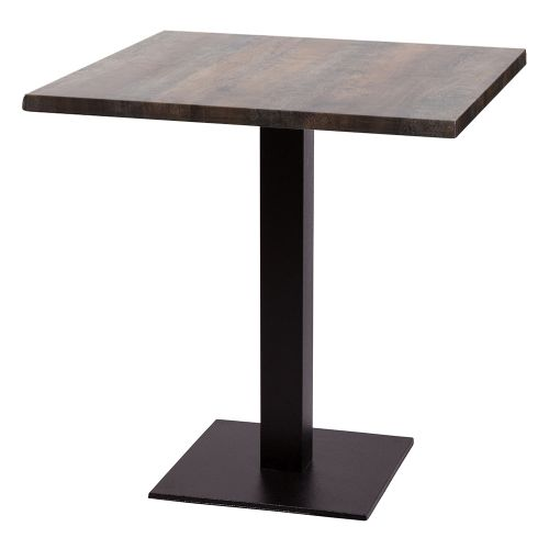 Ferrara Dining Table (Outdoor Use, Square Base)