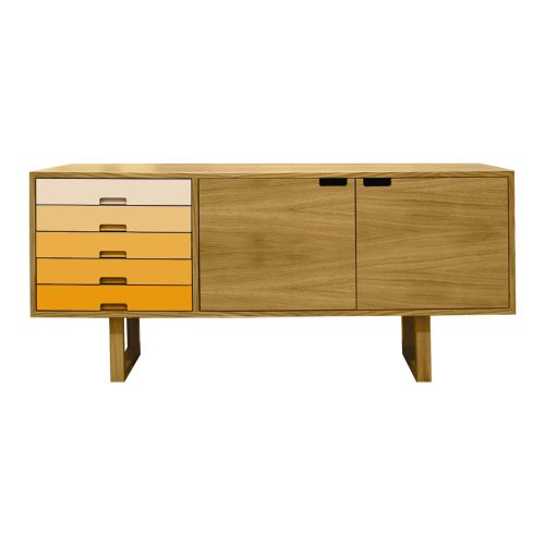 Harmonia Oak Sideboard
