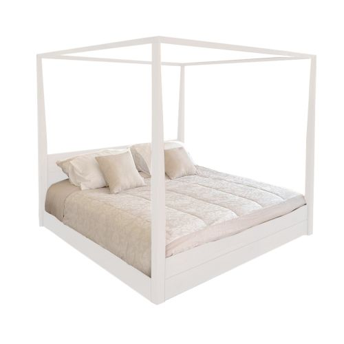 Hemington Low Four Poster Bed