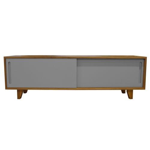Kensington Oak Small Tv Unit / Coffee Table