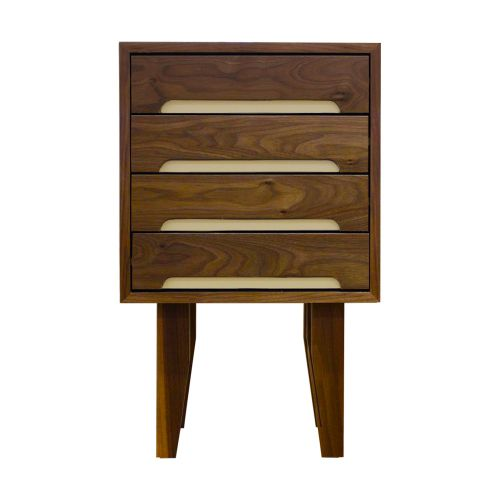 Kensington Walnut Side Table