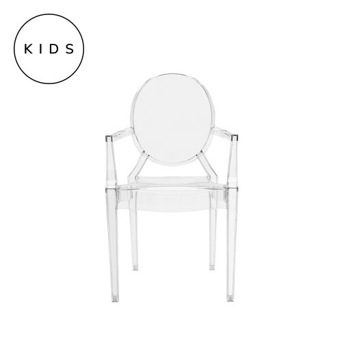Childrens Style Lou Lou Ghost Chair