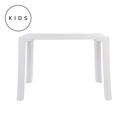 Childrens Javier Mariscal Style Linus Table - White