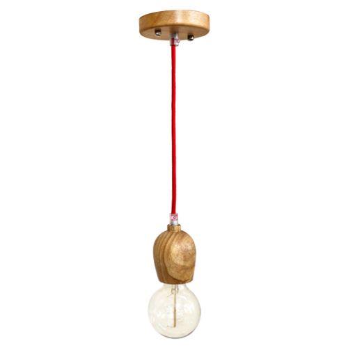 Kiruna Lamp - Red