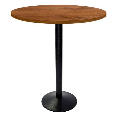 Lucca Poseur Table (Veneer Top)
