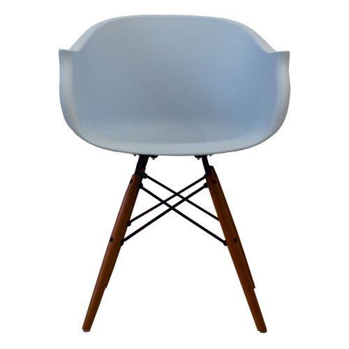N-DAW Walnut Arm Chair