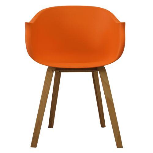 N-Arch Arm Chair