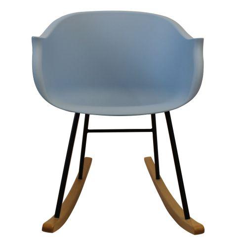 N-RAR Black Arm Chair