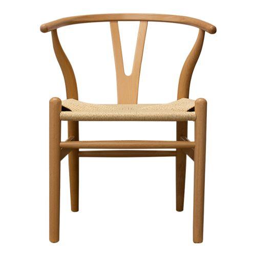 Hans J Wegner style Wishbone Chair