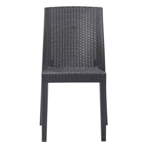 Novara Indoor/Outdoor Stackable Side Chair