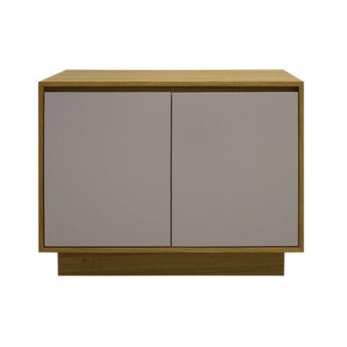 Oxford Oak Compact Sideboard