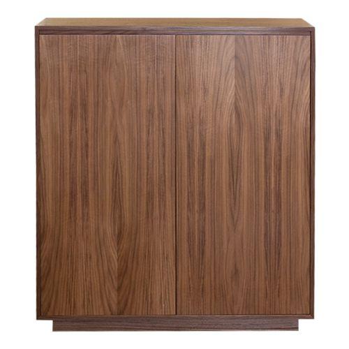 Oxford Walnut Shoe Cabinet / Sideboard