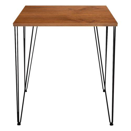 Pisa Dining Table (Veneer Top)