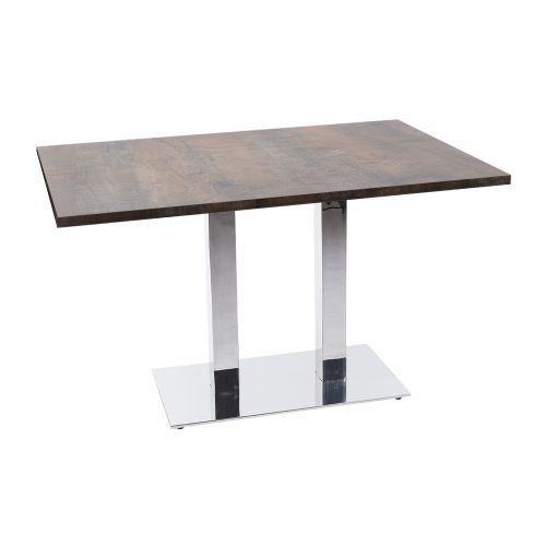 Rimini Twin Dining Table (Outdoor Use)