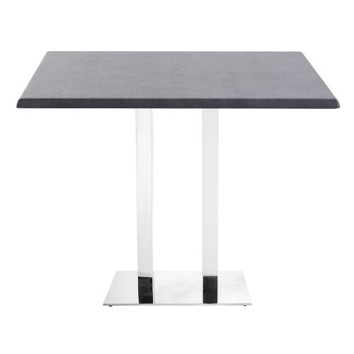 Rimini Twin Poseur Table (Outdoor Use)