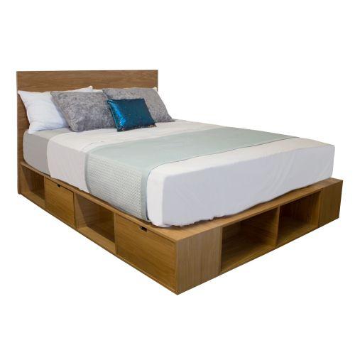 Robinson Storage Bed