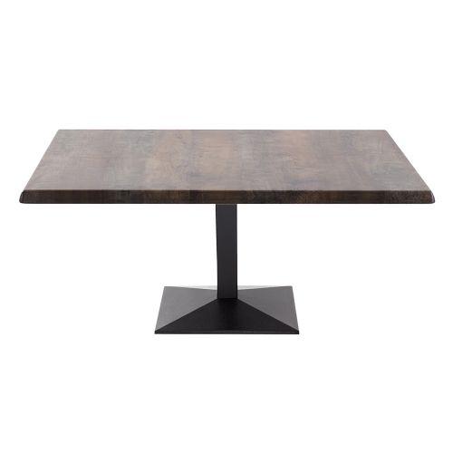 Rovigo Single Pedestal Coffee Table (Outdoor Use)