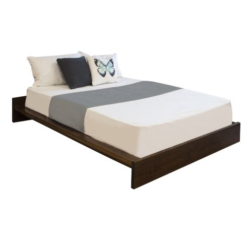 Sibson Premium Low Shelved Bed