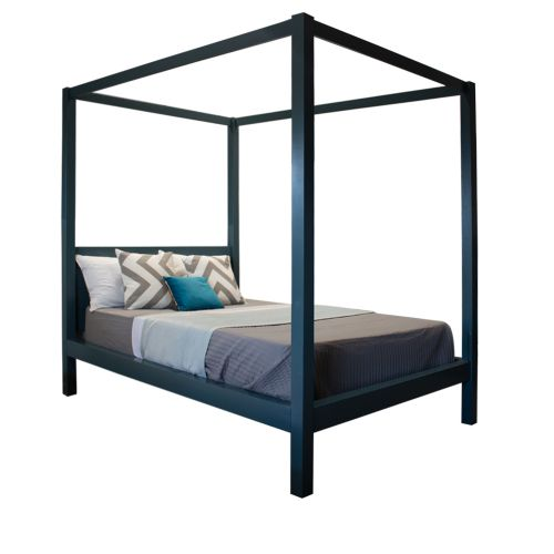 Sketchley Four Poster Bed
