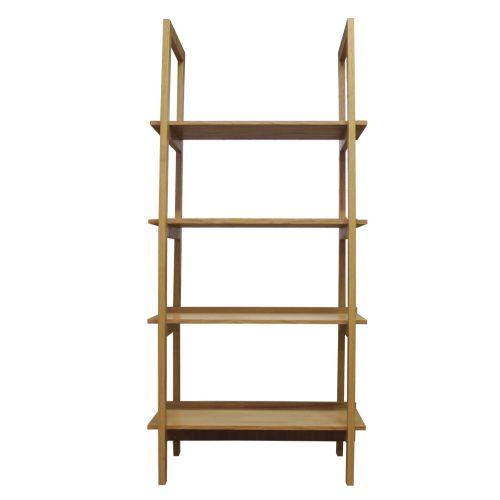 Stockholm Oak Ladder Shelf