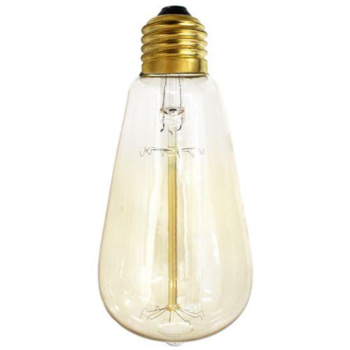 Edison Tear Incandescent Vintage Bulb