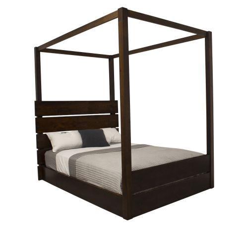 Ashby Premium Low Four Poster Bed