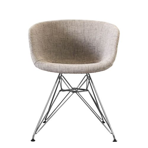 Vogue Fabric DAR Armchair