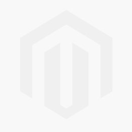 Charles Ray Eames Style Walnut RAR Fabric Rocking Chair