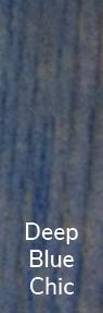 Deep Blue Chic Veneer